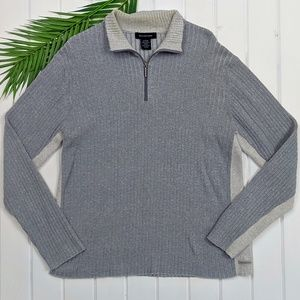 Calvin Klein Jeans Long Sleeve Pullover Sweater